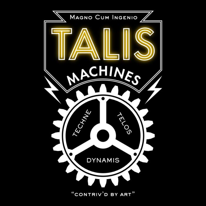 Talismachines logo