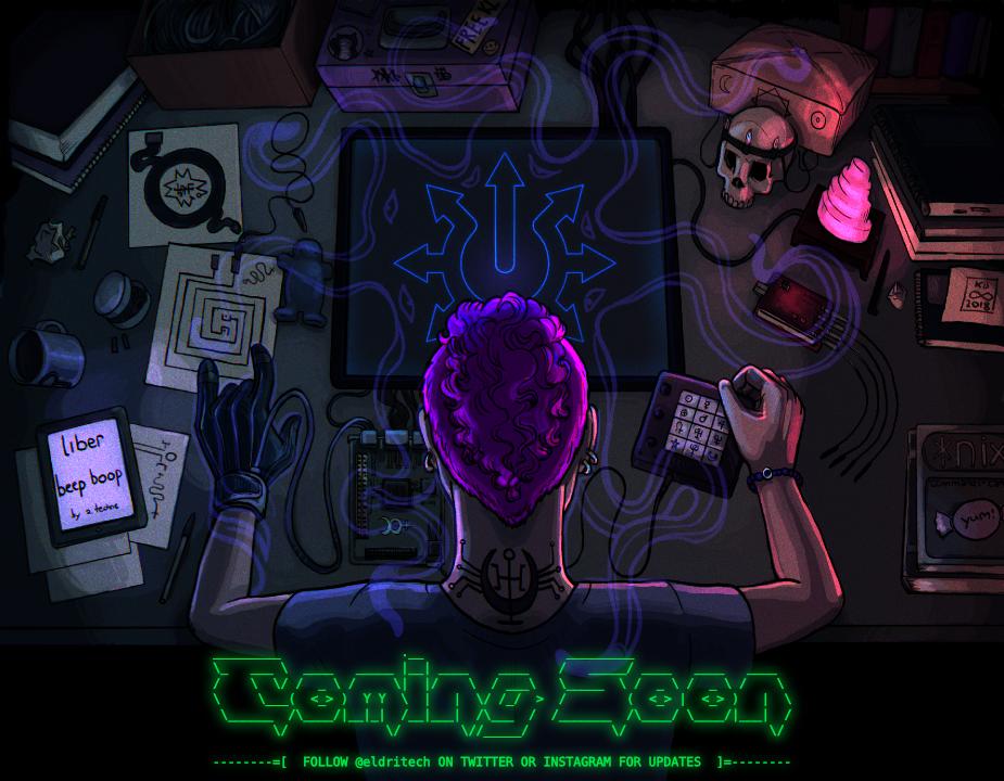 Technomancy 101: Coming Soon!